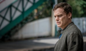 Michael C Hall in Safe, possibly wondering where his accent comes from.