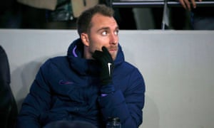 Christian Eriksen has been heavily linked with a move away form Spurs.