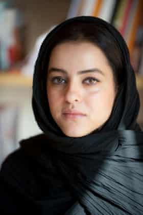 Iranian photographer Newsha Tavakolian