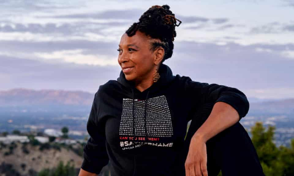 Kimberlé Crenshaw, American lawyer, civil rights advocate and leading scholar of critical race theory