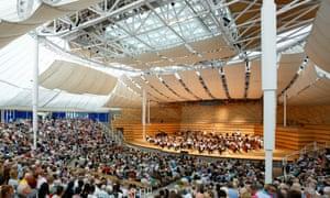 Restoring the repertoire … Aspen music festival.