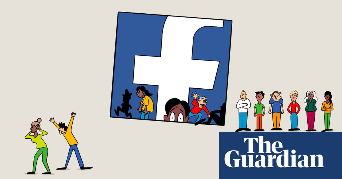 How 2020 transformed big tech: the story of Facebook, QAnon and the world's slackening grip on reality