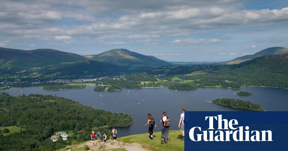 The Lake District should be open to all