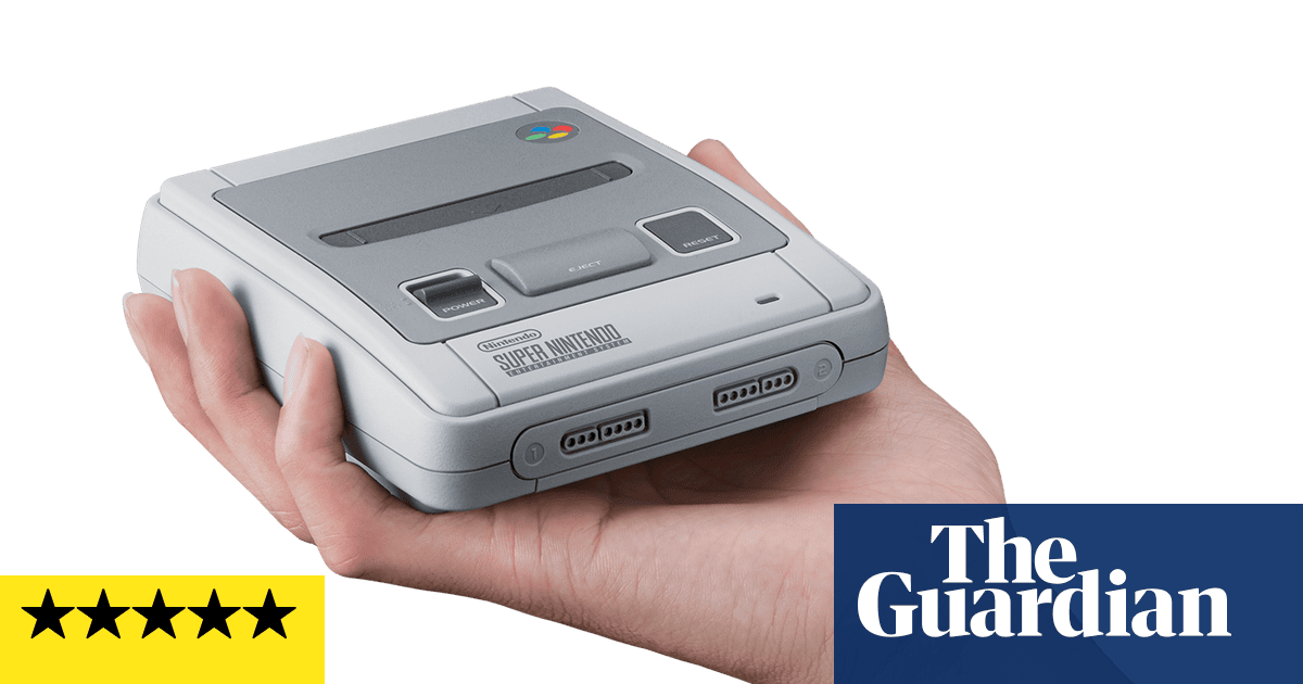 Nintendo Classic Mini Snes Review Fun Sized Reboot Of Greatest