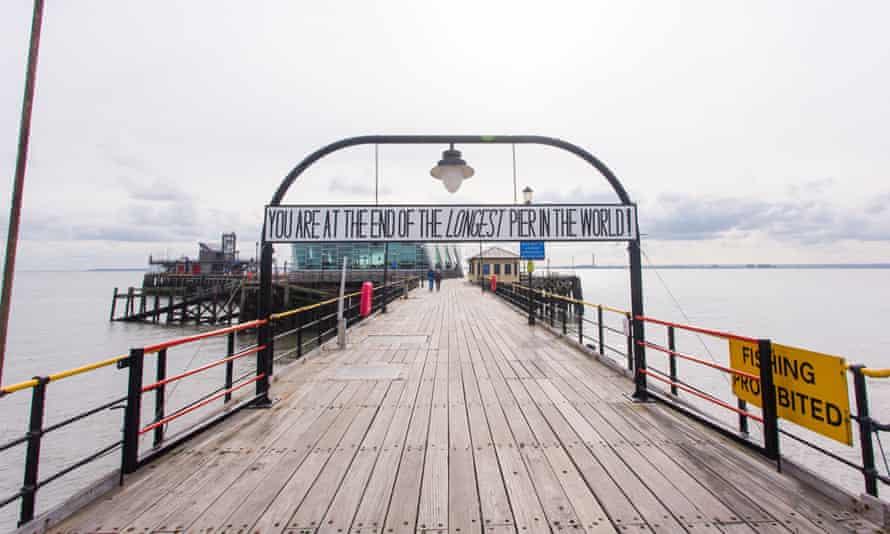 Southend pier is 1.33 miles long.