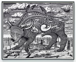 Animal Spirit, by Grayson Perry.