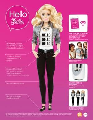 Hello Barbie.