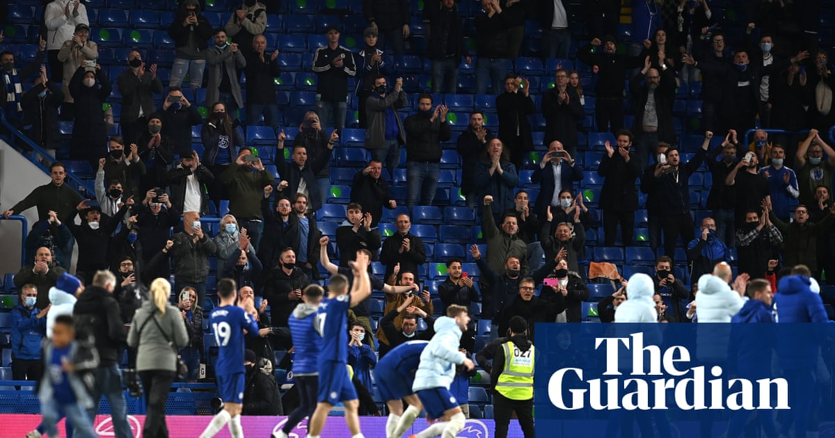 Chelsea fans will have to show proof of Covid jabs to go to matches
