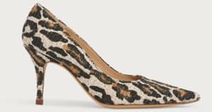 Leopard heel, £77, lkbennett.com