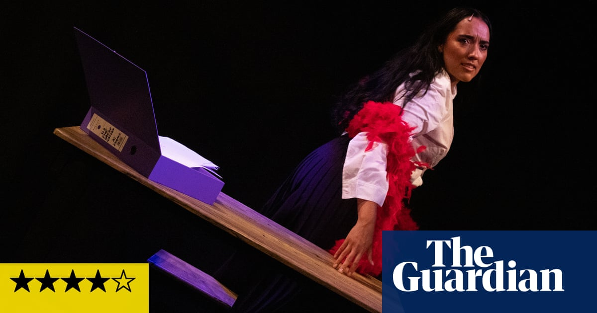 From Here review – sparkling musical shines light on life-changing events