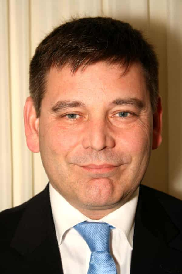 Your ususal room, sir? … Andrew Bridgen MP, has billed taxpayers £25,000 for hotel stays