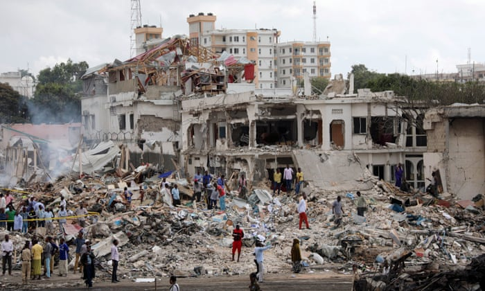 Image result for Mogadishu bombing