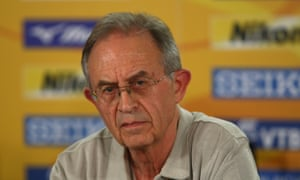 Gabriel Dollé, the most senior anti-doping official at the IAAF until last year, is one of those facing sanctions at the three-day hearing of the IAAF independent ethics commission starting on Wednesday.