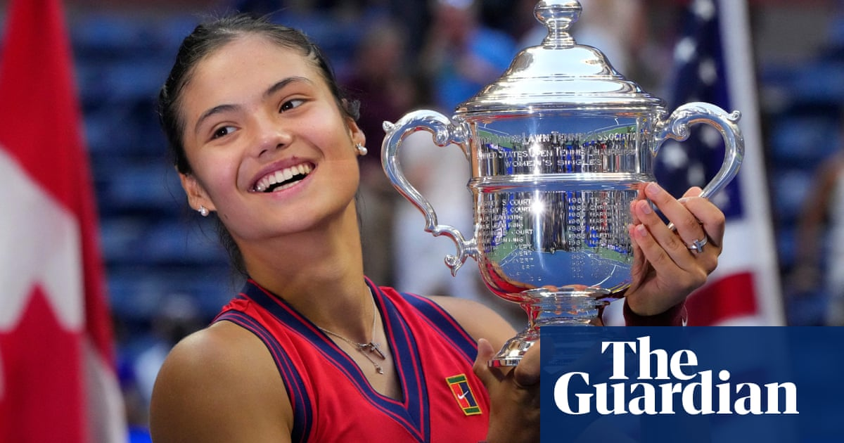 Emma Raducanu's US Open win serves up audience of 9.2m for C4