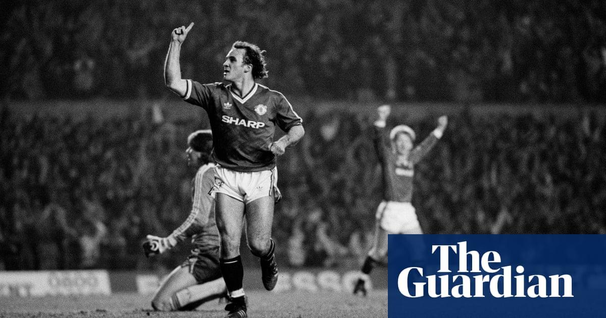 Golden Goal: Terry Gibson for Manchester United v Arsenal (1987) | Rob Smyth