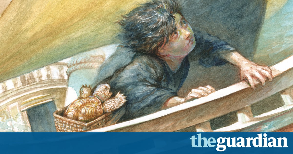 Illustrating Terry Pratchett's Small Gods – in pictures