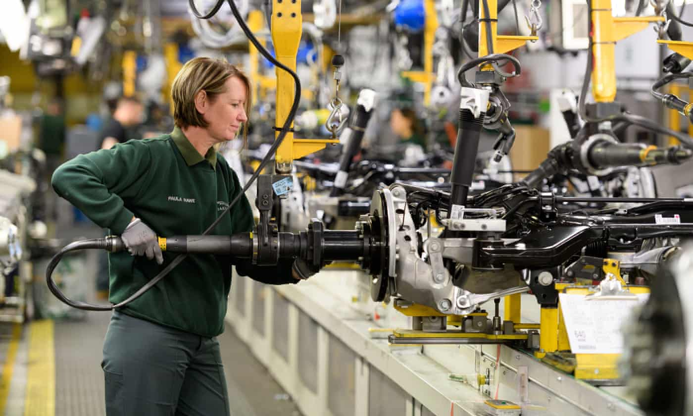 UK needs strategy to deal with industrial change – TUC report