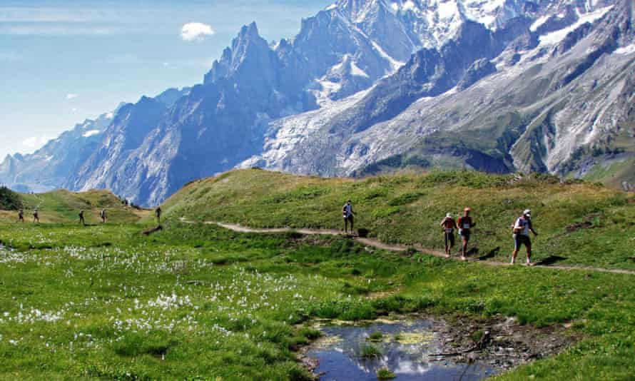 The Ultra Trail de Mont Blanc (UTMB)