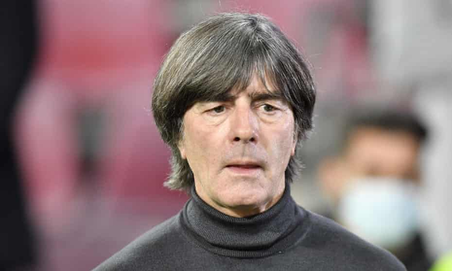 Joachim Löw's 15-year spell as Germany manager will end in the summer.