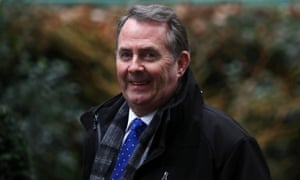 Liam Fox, a Brexiter, has been a Conservative MP since 1992.