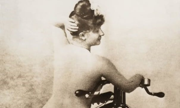 A Curious History of Sex by Kate Lister review – from blindfolds to bikes
