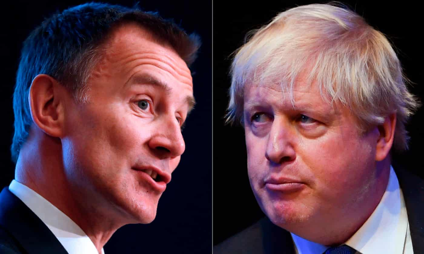 Democracy lacking in the race to be prime minister