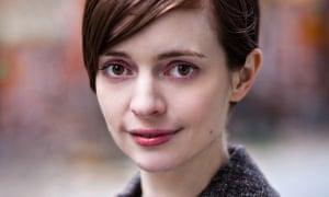 The girl with the data … Emily St John Mandel.