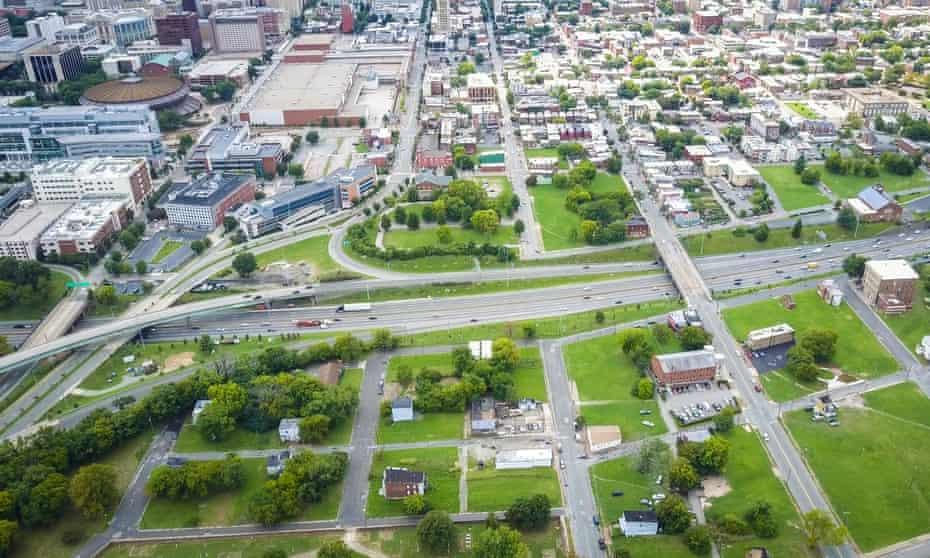 Richmond, Jackson Ward