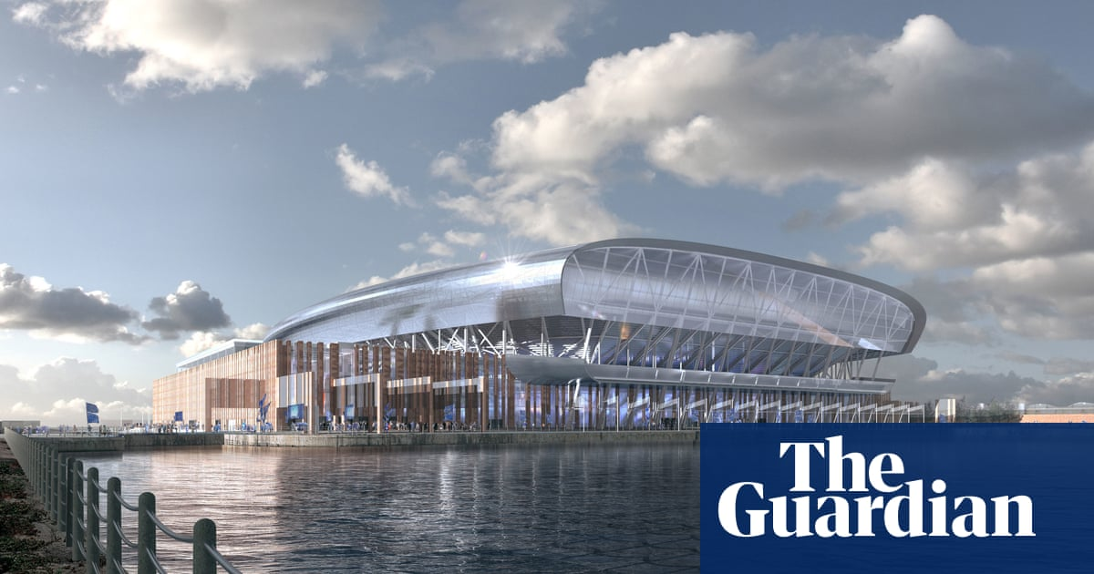 Alisher Usmanov pays £30m for naming rights at Everton's new stadium