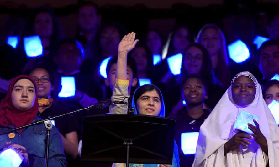 Nobel laureate Malala Yousafzai was among those who added glitz to the UN global goals summit in New York, but implementation will be the acid test for the new agenda.