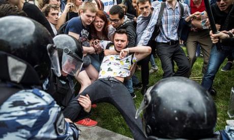 Anti-Putin activist Ruslan Shaveddinov 'forcibly conscripted' and sent to Arctic