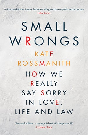 Book cover for Kate Rossmanith's Small Wrongs