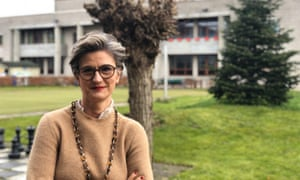 Psychiatrist Melina Rakic