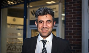 Sabir Zazai said the Home Office did not believe his father would return to Afghanistan