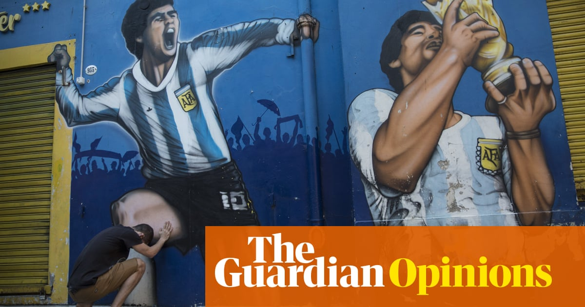 Burdened by genius: Maradona reminds us how peaking young brings its problems | Vic Marks
