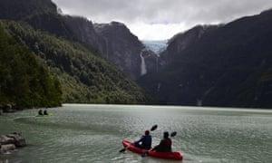 Parque Nacional Queulat, Patagonia, Chile