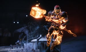 Fun first and foremost ... Destiny 2: Forsaken.