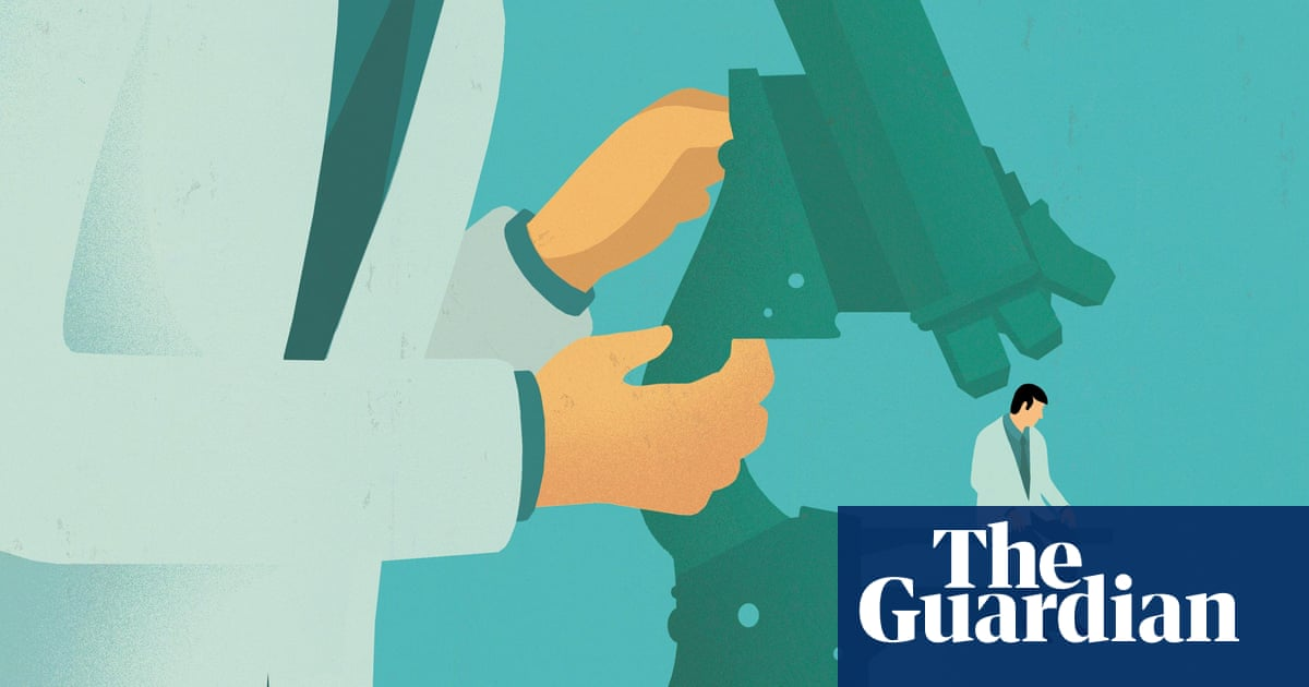 The perils of being your own doctor | Mert Erogul | News | The Guardian