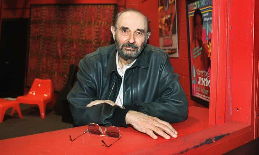 Stanley Donen on the set of Adult Entertainment on 23 November 2002.