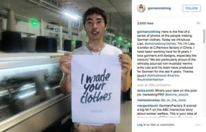 Poor workers' rights rating tears apart Gorman clothing ...
