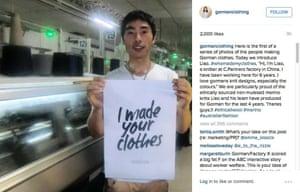 An Instagram post by Gorman