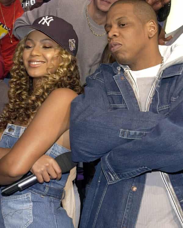 Jay-Z and Beyoncé.