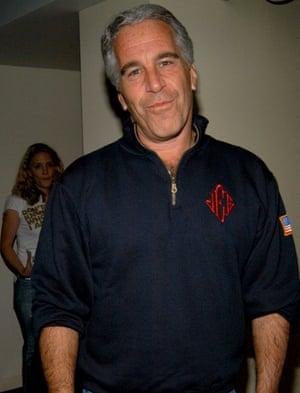 Jeffrey Epstein in New York in 2005.