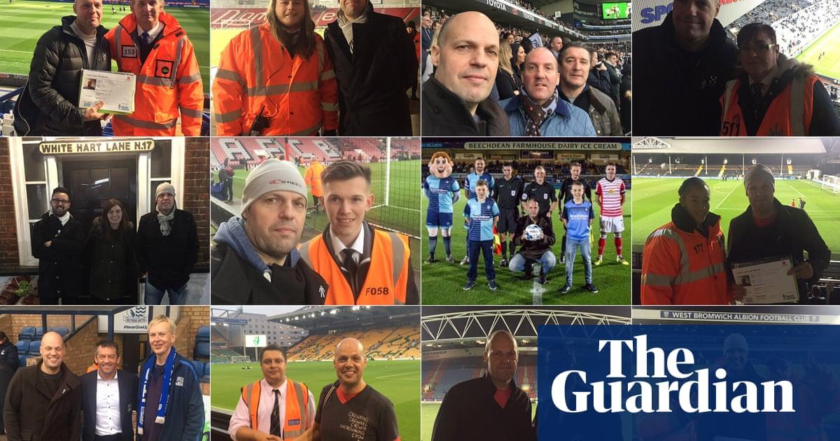Last stop Rochdale in one fan's quest to visit every league