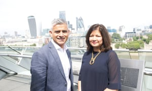 Shirley Rodrigues has been appointed London's deputy mayor for environment and energy.