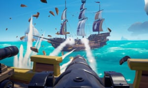Sea of Thieves, Xbox One