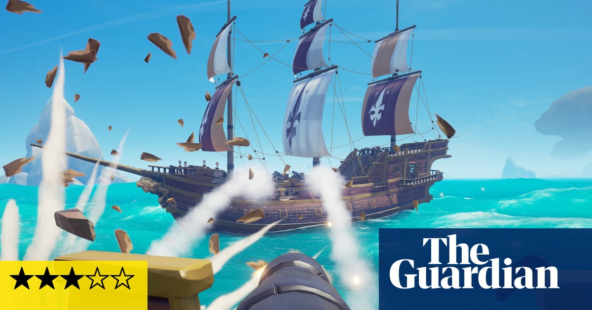Sea of Thieves review – short-lived hilarity on the high seas