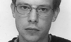 Thomas Orchard, who had paranoid schizophrenia.