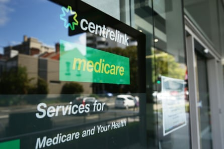 Medicare and Centrelink office