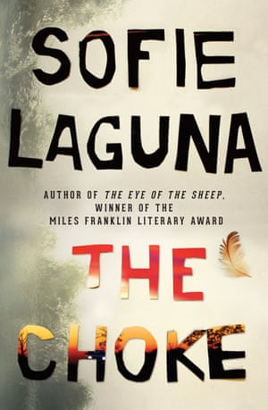 Cover image for The Choke by Sofie Laguna